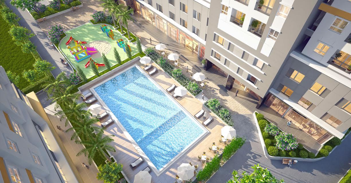 Cho thuê căn hộ cao cấp The Krista mục tiêu nâng tầm tiêu chuẩn quốc tế