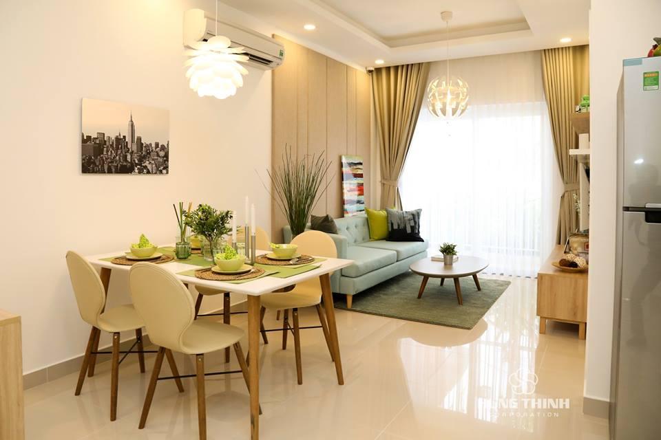 dự án căn hộ chung cư Moonlight Boulevard Bình Tân