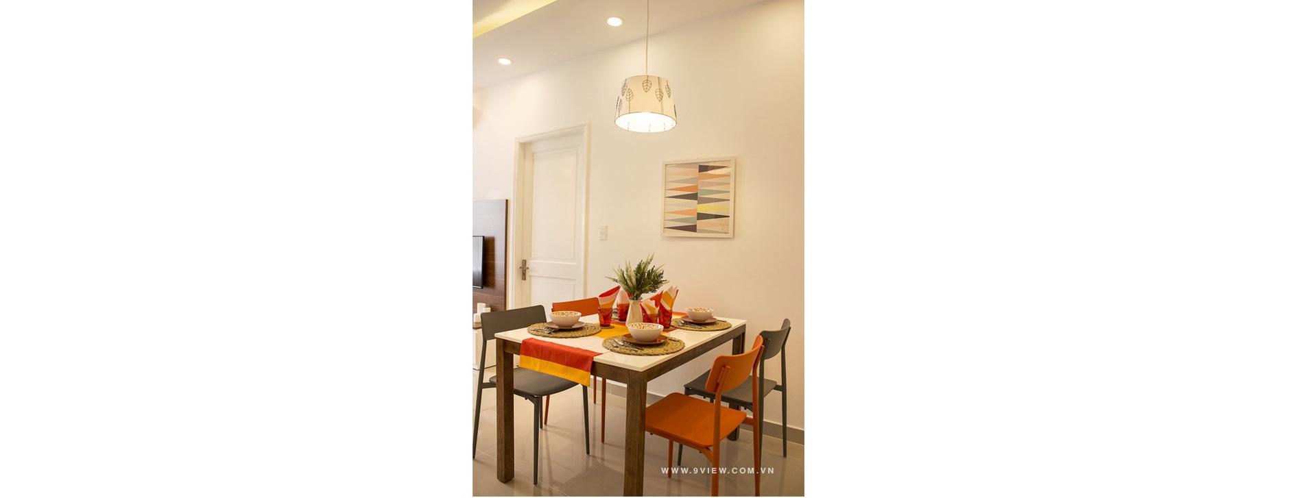 dự án căn hộ chung cư 9 View Apartment quận 9