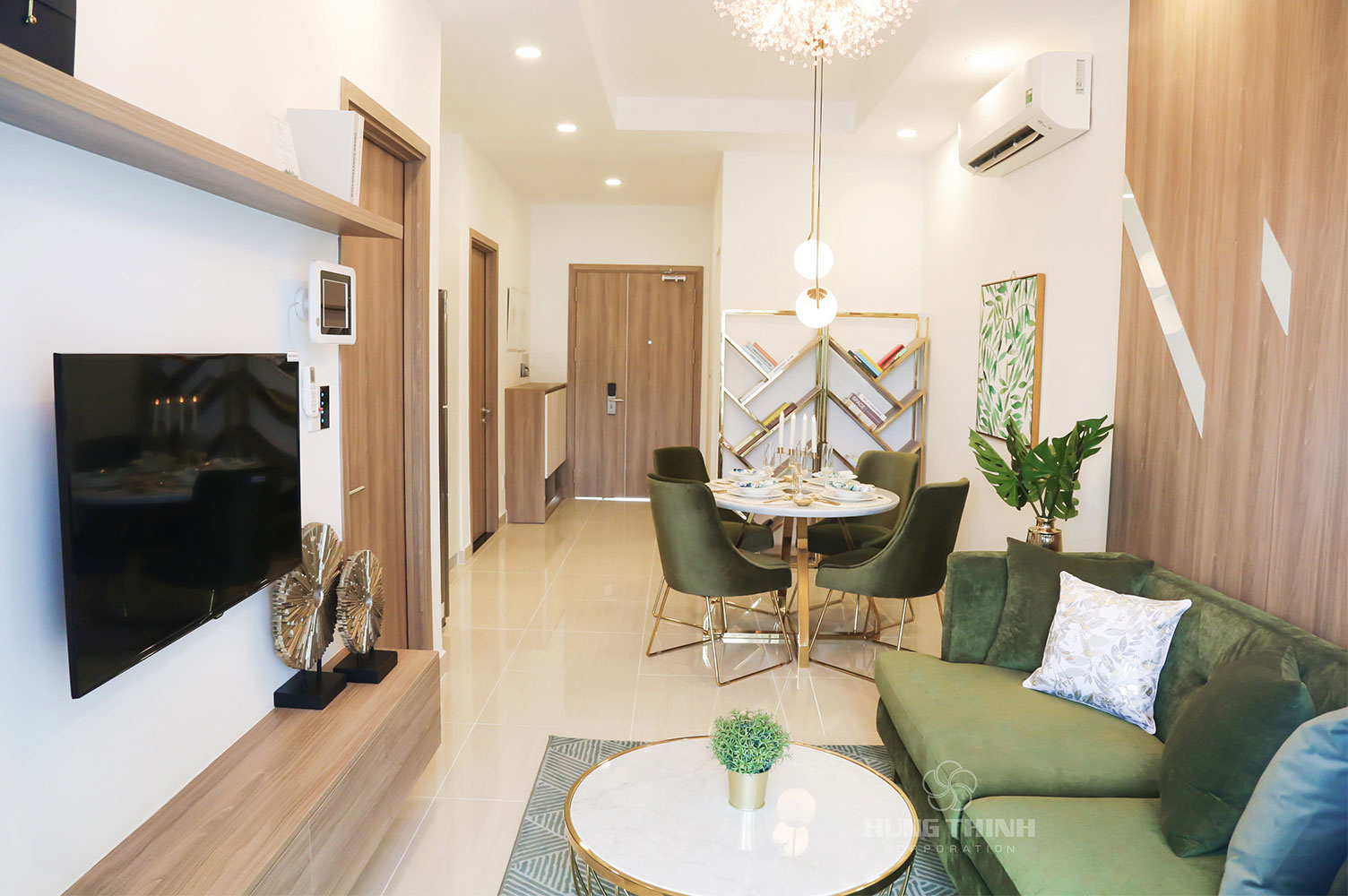 dự án căn hộ chung cư Lavita Charm Thủ Đức