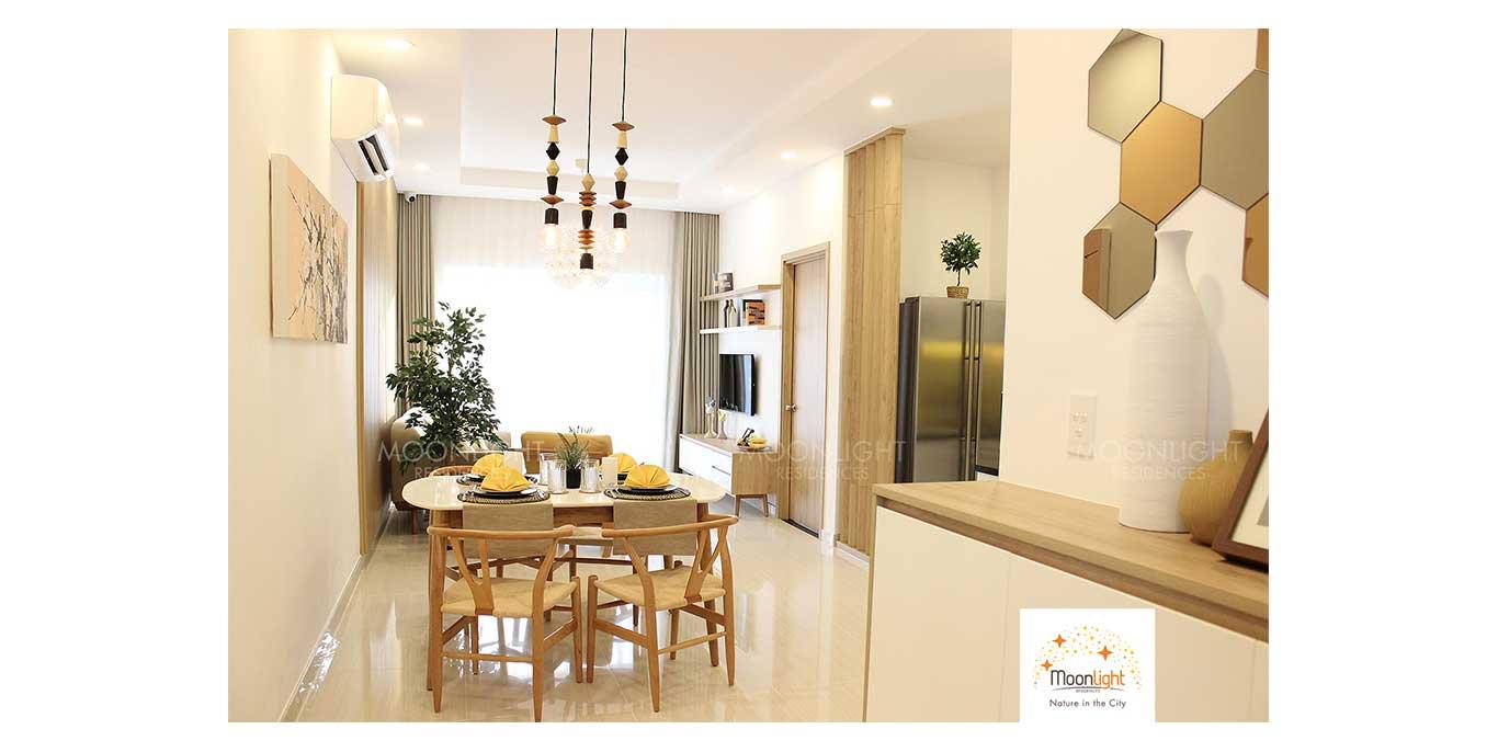 dự án căn hộ chung cư Moonlight Residences Thủ Đức