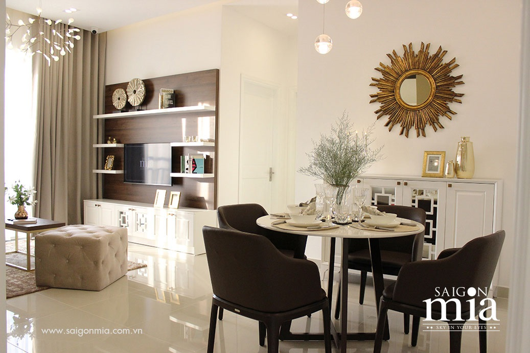 dự án căn hộ saigon Mia trung sơn bình chánh