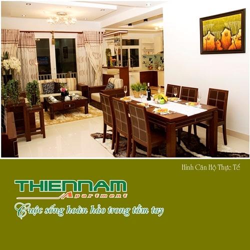 Căn hộ chung cư Thiên Nam Apartment