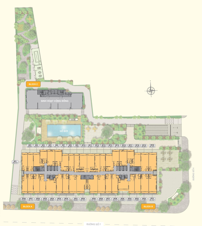 dự án căn hộ chung cư Moonlight Park View Bình Tân
