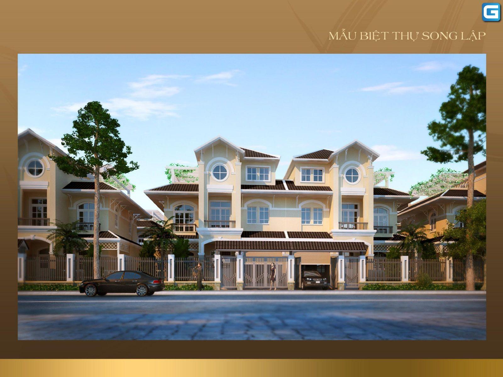 dự án Khu đô thị Golden Bay