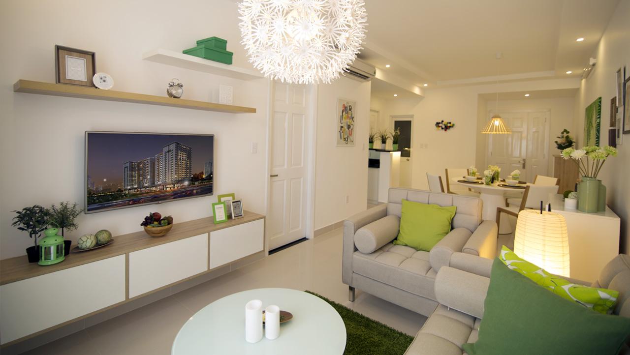 dự án căn hộ chung cư Melody Residence Tân Phú