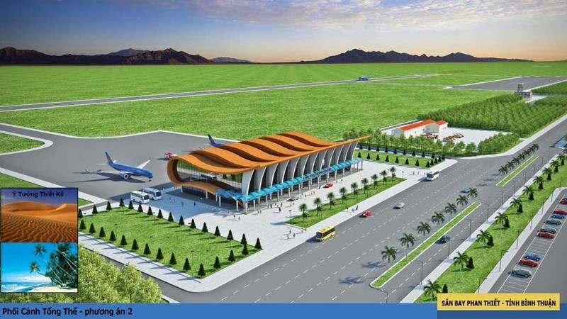 dự án đất nền biệt thự Sentosa Villa Mũi Né