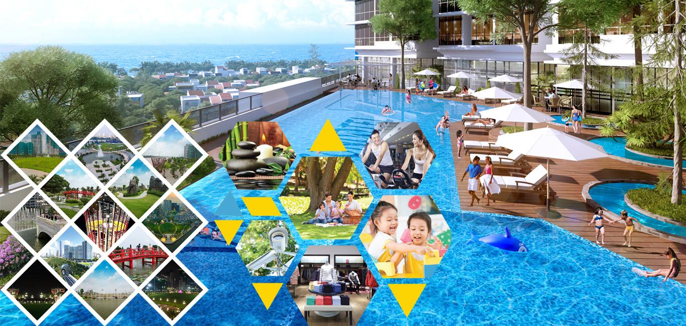 căn hộ chung cư Central Plaza 91 Phạm Văn Hai
