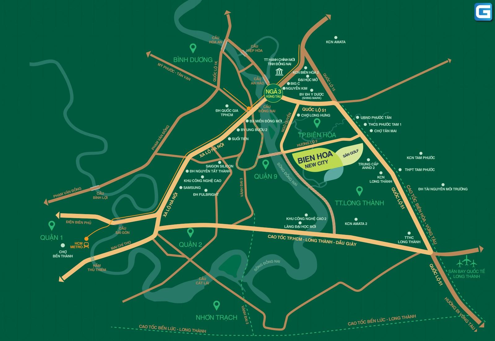Biên Hòa New City