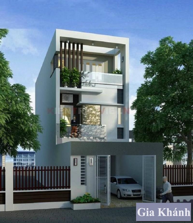 Các mẫu thiết kế nhà 2 tầng đẹp và sang trọng đẳng cấp