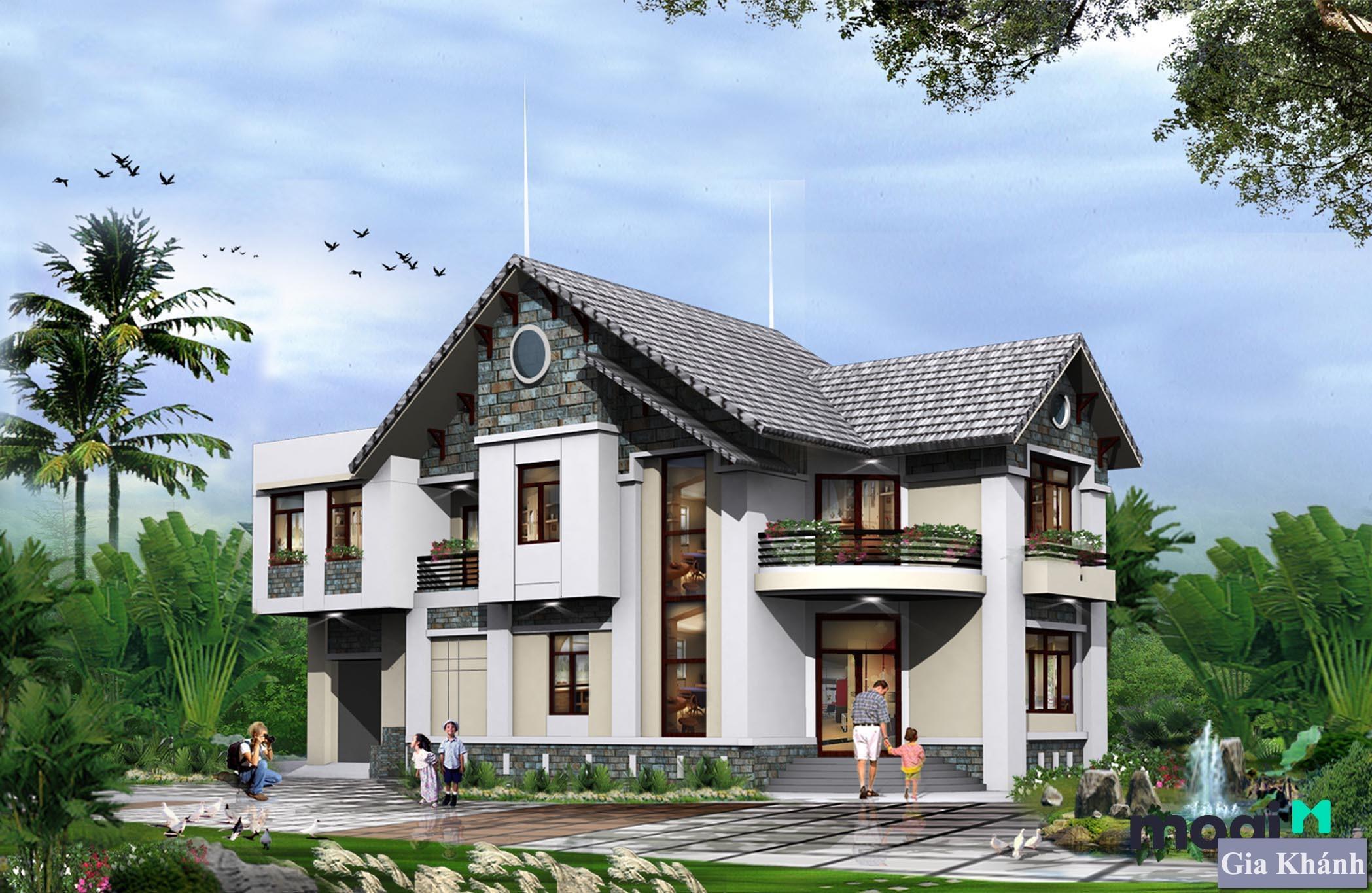 Các Quy trình xây nhà biệt thự, Villa như thế nào?