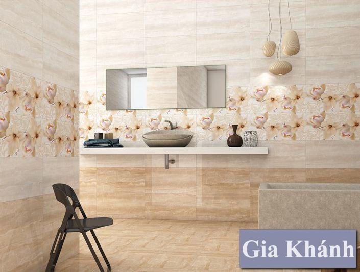Cách chọn mẫu gạch lát nền nhà tắm đẹp