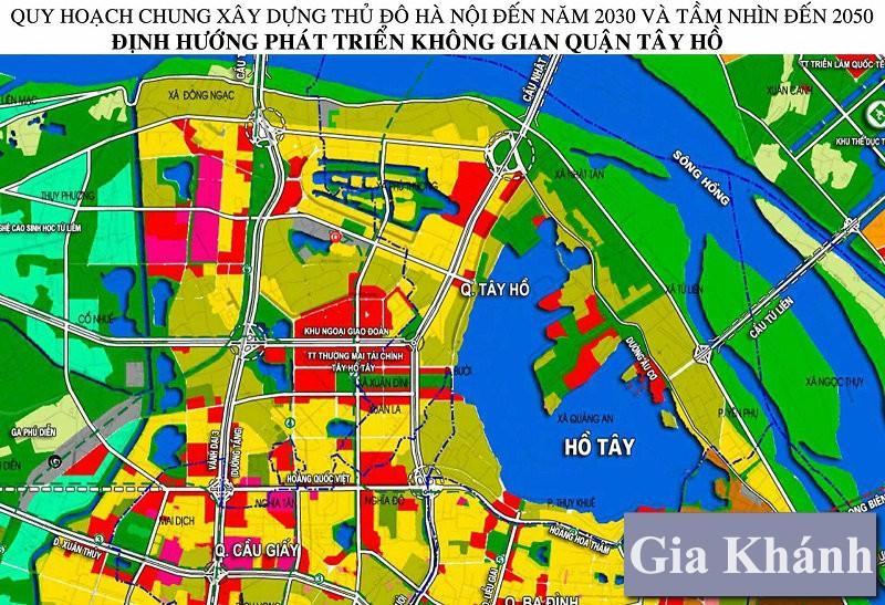 Cách tra cứu thông tin quy hoạch Hà Nội tới năm 2030 chính xác nhất