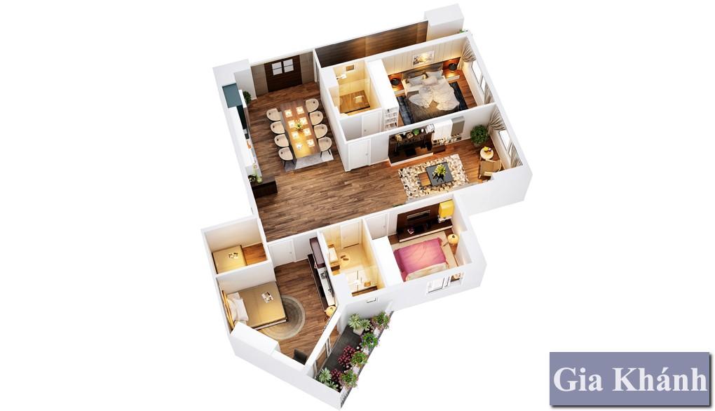 Cách Xác định hướng nhà căn hộ chung cư