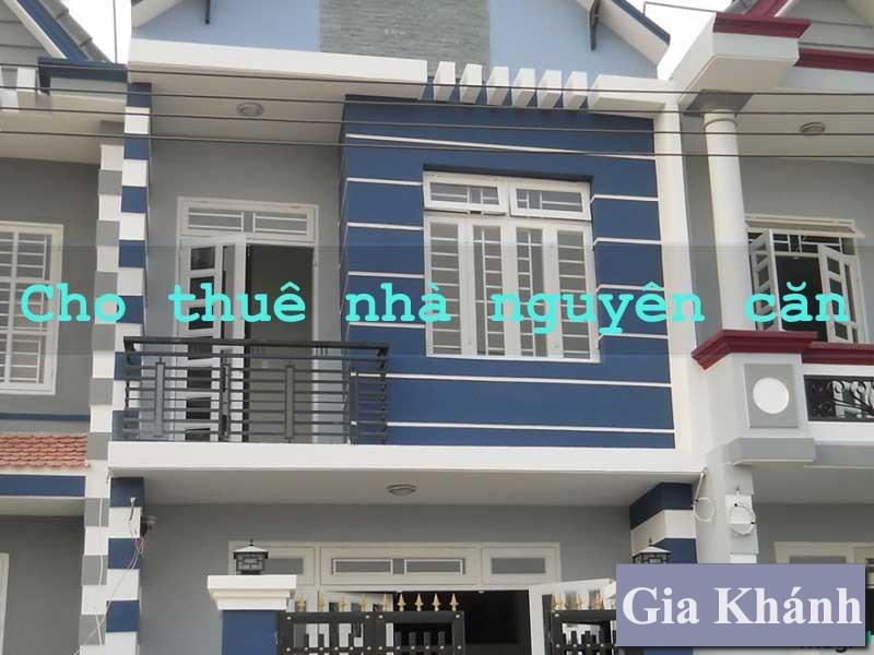 Cho thuê nhà nguyên căn giá rẻ – Top #5 quận huyện TP.HCM