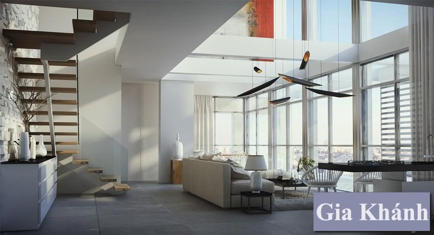Sự khác nhau giữa căn hộ Duplex và Penthouse