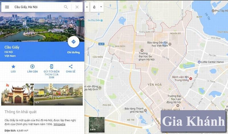 Người dân tra cứu thông tin quy hoạch Hà Nội ở đâu chính xác nhất