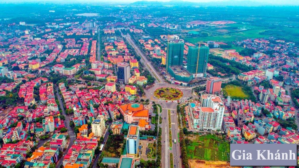 Chấp thuận việc quy hoạch chung tỉnh Bắc Ninh