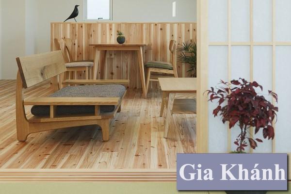 Thiết kế nhà phong cách Nhật – Tiết lộ nguyên tắc 5S