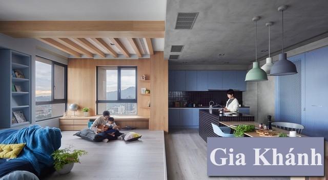 Thiết kế nhà phong cách Nhật