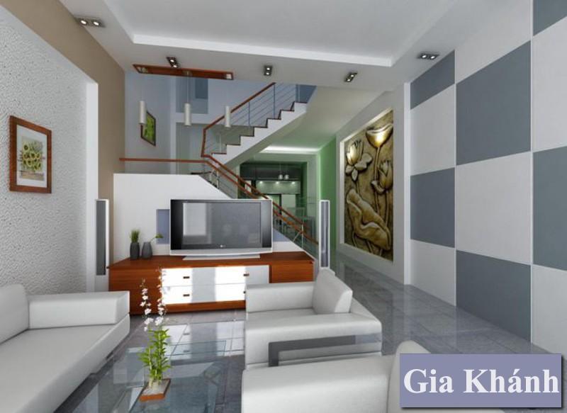 Top #3 nguyên tắc vàng trong thiết kế cầu thang nhà ống 5m