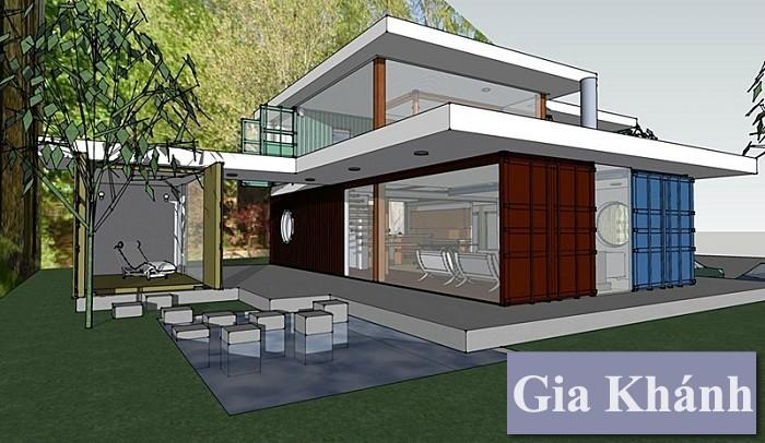 Xu hướng mới xây nhà bằng vật liệu nhẹ