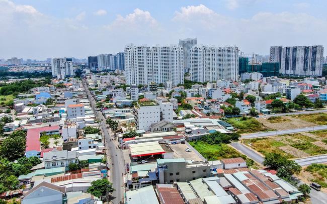 BĐS vùng ven phía Nam Sài Gòn đón sóng đầu tư NHỜ Nâng cấp hạ tầng