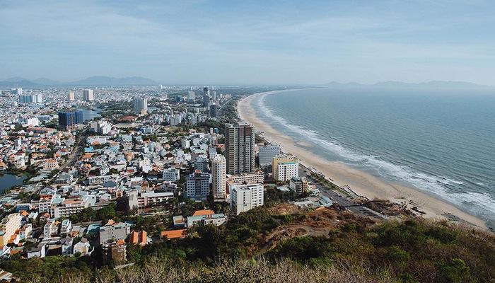 Điều chỉnh quy hoạch chung thành phố Vũng Tàu đến năm 2035.